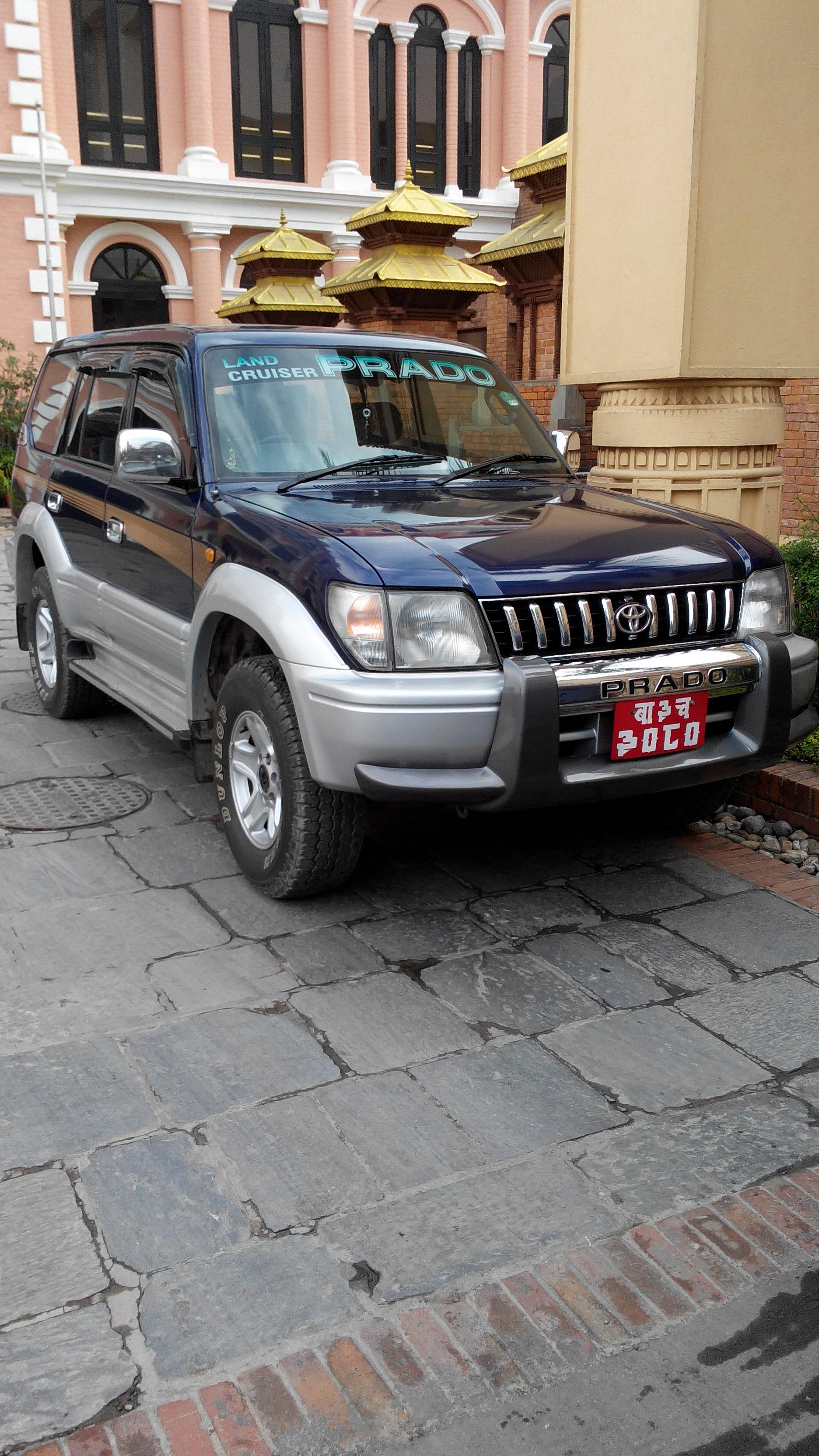 jeep land cruiser rental in nepal jeep hire in nepal. Black Bedroom Furniture Sets. Home Design Ideas